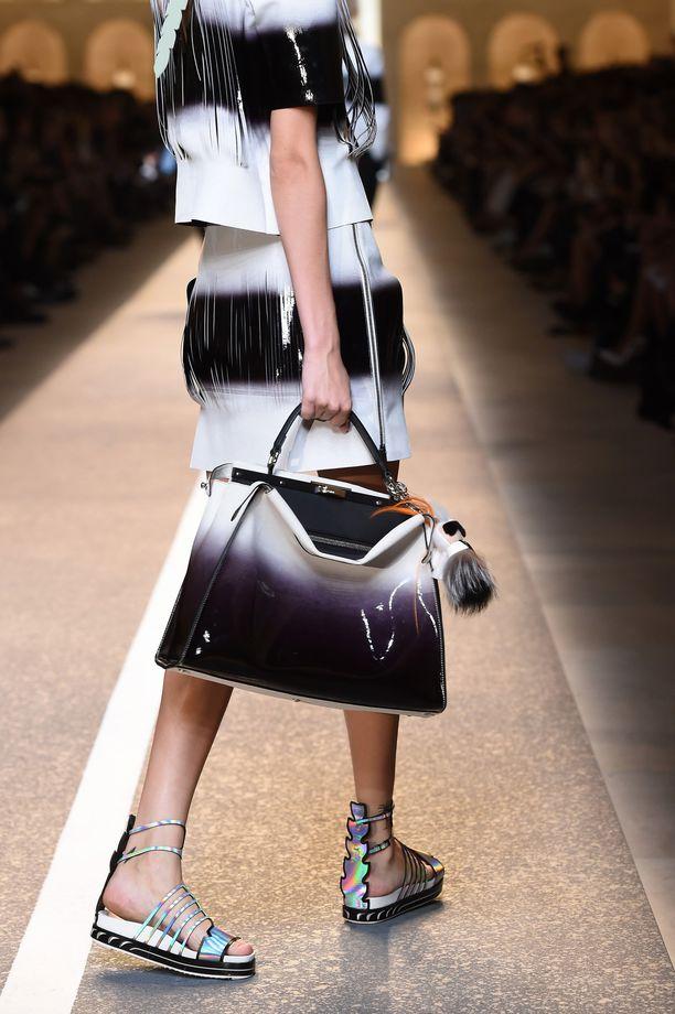 Fendi - Runway - Milan Fashion Week Womenswear Spring/Summer 2015