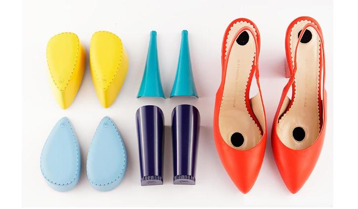 scarpe componibili