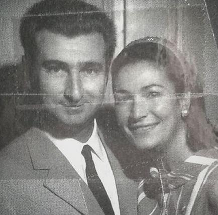 Marta e Umberto Marzotto