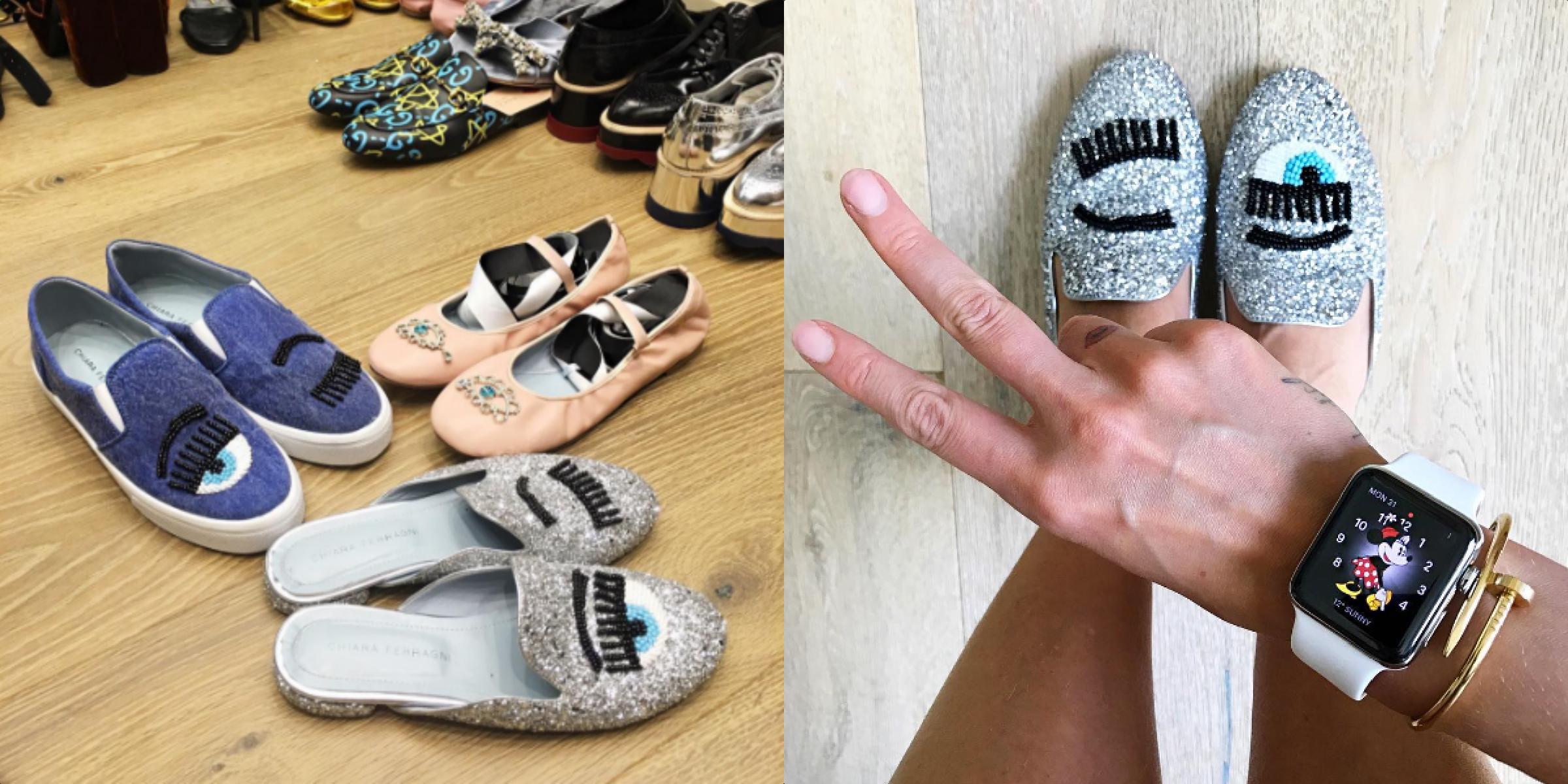 Pantofola Chiara Ferragni Collection