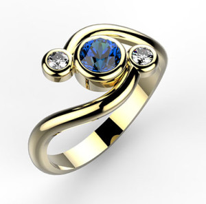 Cyclone Ring