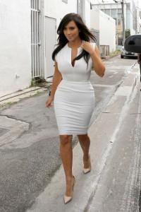 Scarpe Magazine Kim-Kardashianper art