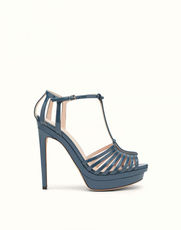 fendi sandali con plateau