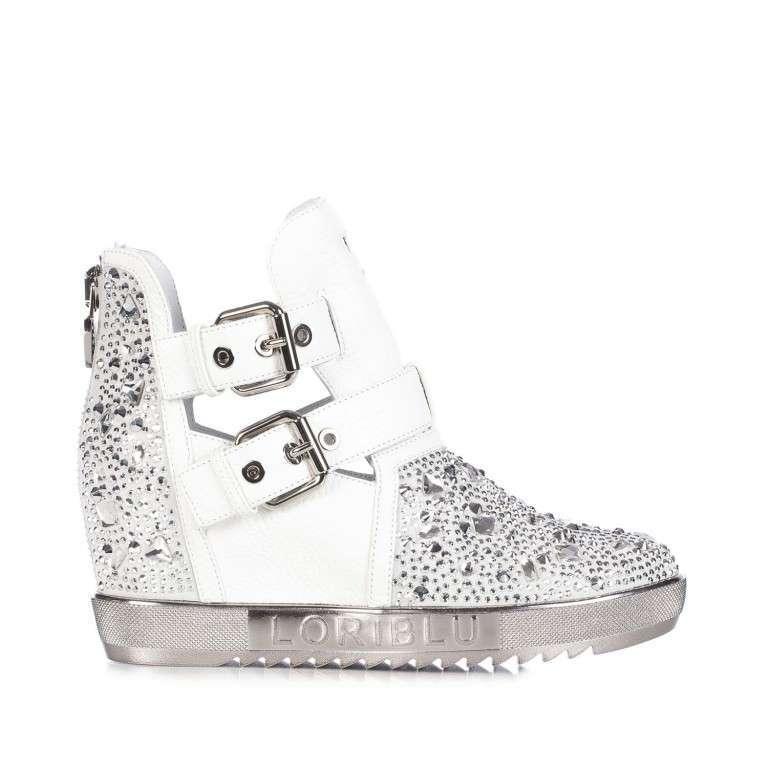 Loriblu sneakers da sposa