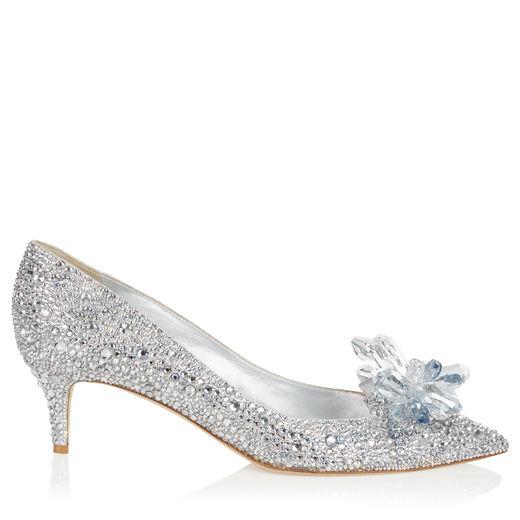 Cinderella midi crystal