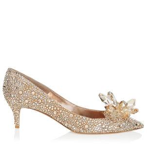 Cinderella midi gold