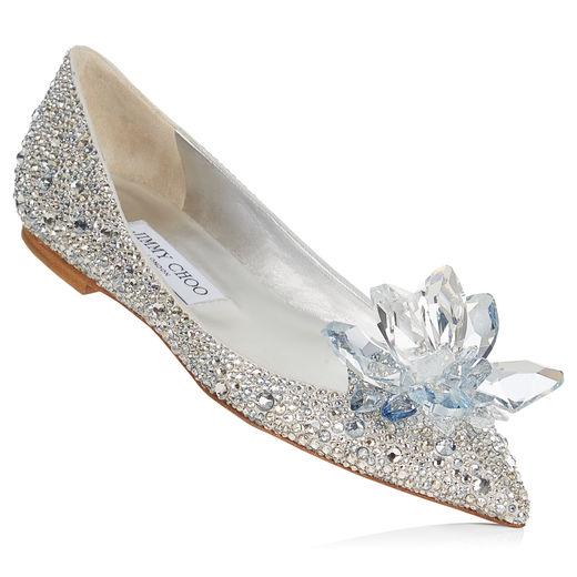 Cinderella ballerina crystal
