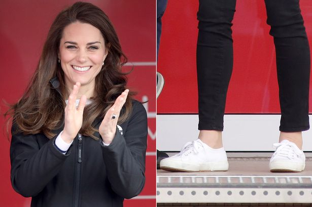 kate middleton scarpe