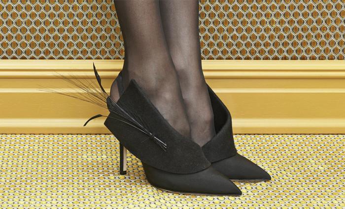 I sandali anni '40 di Andrea Mondin