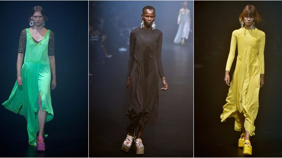 Balenciaga-models-wore-Crocs-on-a-Paris-runway-so-you-can-dust-yours-off-and-wear-them-proudly-now
