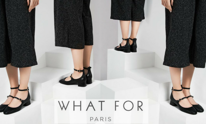 What For – collezione autunno inverno 2017/2018