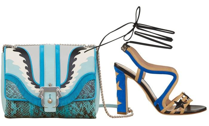 Borse e scarpe giocose firmate Paula Cademartori