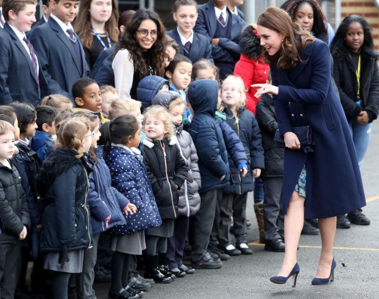 Kate Middleton Gennaio 2018