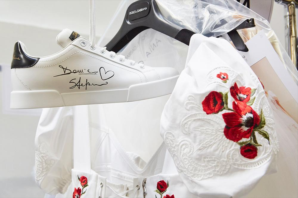 Esposizione Sneaker Limited Edition Dolce&Gabbana