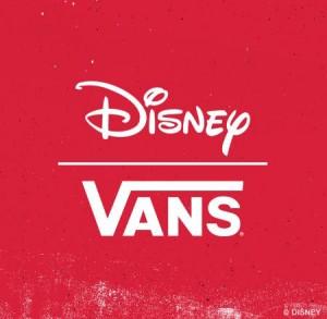 Vans e Disney