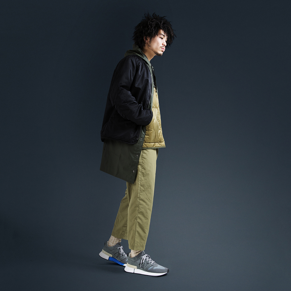 New Balance e Tokyo Design Studio in una scarpa dal design unico