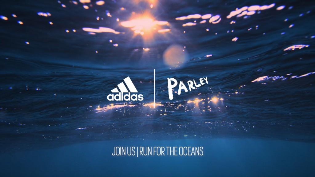 Adidas e Parley insieme per salvare gli oceani