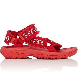 Sandali con applicazioni in cristalli 293€
