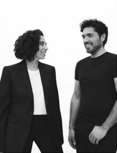 Vanessa Antonious e Alan Buanne