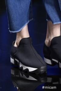 iRi passerella scarpe nere