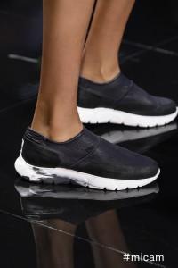 le flow paris passerella scarpa donna nera