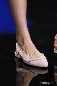 madame cosette passerella ballerine rosa
