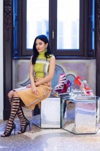AMINA MUADDI PORTRAIT-scarpe magazine