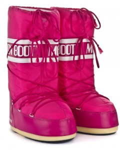 Moon Boot Fuxia