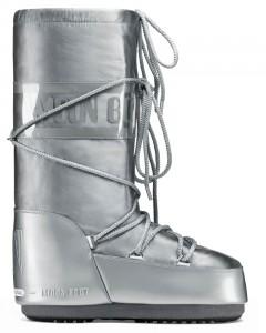 Moon Boot Glance Argento