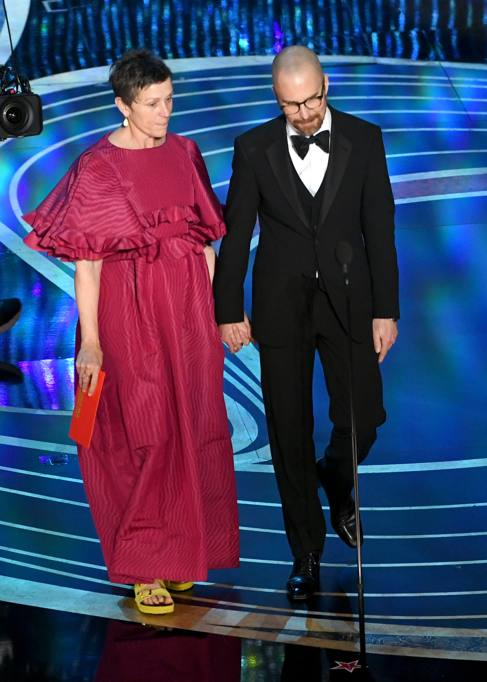 nstock gialle notte degli Oscar