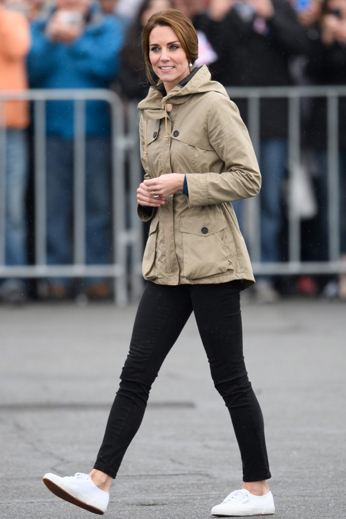 kate middleton superga