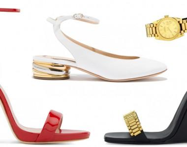 Scarpe tacco scultura, la moda ci lascia sempre a bocca aperta
