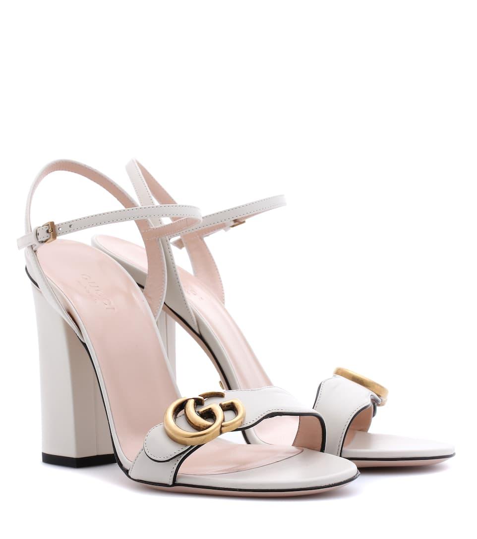 sandali in pelle Gucci 595€