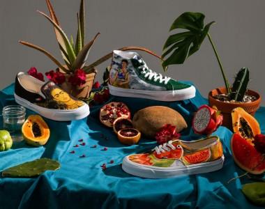 Vault by Vans annuncia una collezione speciale per celebrare Frida Kahlo