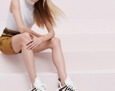 Le sneakers da ginnastica fashion e…le sneakers da running