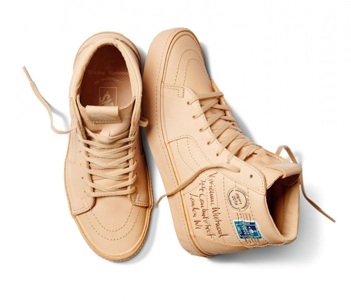Vans lancia la capsule collection di Vivienne Westwood