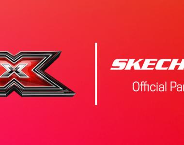 Le collezioni Skechers sponsor di X Factor 2019