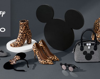 Disney x ALDO: Collezione per l'anniversario di Mickey Mouse & Minnie Mouse