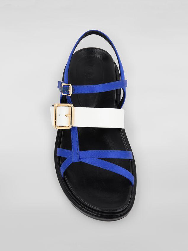 sandali alla francescana