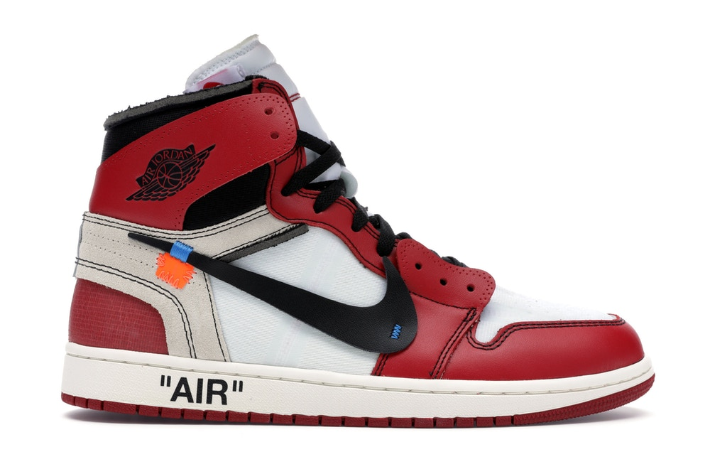 StockX_Jordan 1 Retro High Off-White Chicago