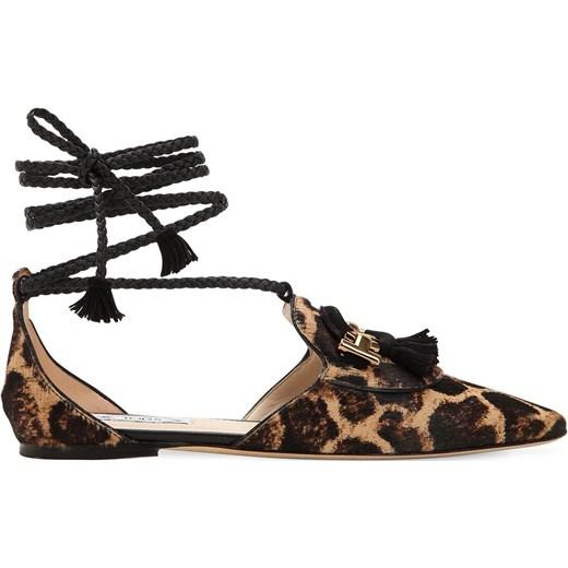scarpe-basse-in-pelle-animalier-10mm-luisaviaroma-neri-lacci