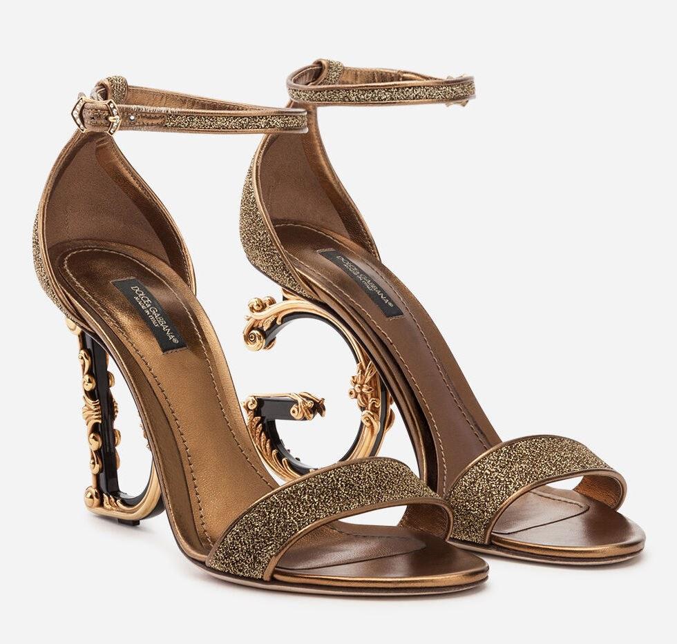Scarpe Primavera 2020 sandali Dolce Gabbana